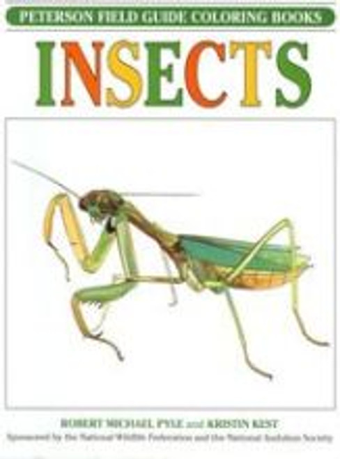 Pet Field Guide Coloring Books - Insects