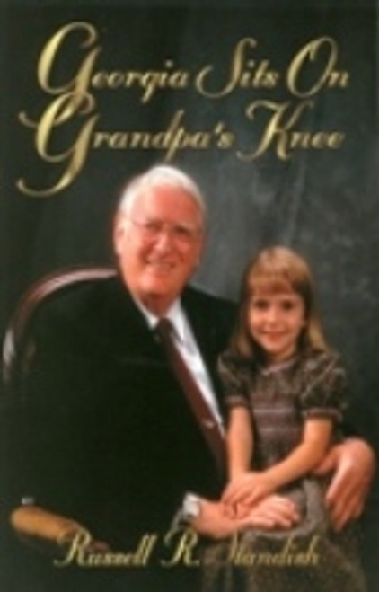 (E-Book) Georgia Sits On Grandpa's Knee
