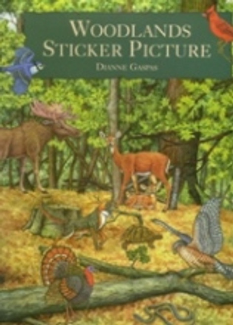 Woodland Sticker Picture