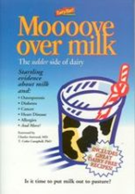 Moooove Over Milk - The Udder Side Of Dairy