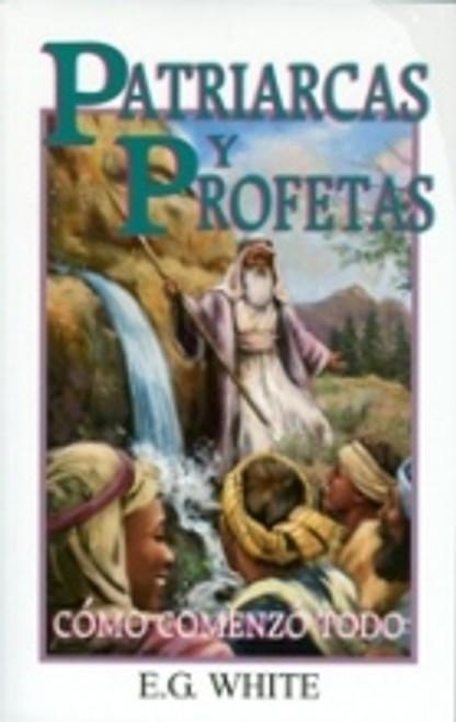 Patriarcas Y Profetas (Patriarchs and Prophets - PB) Spansh