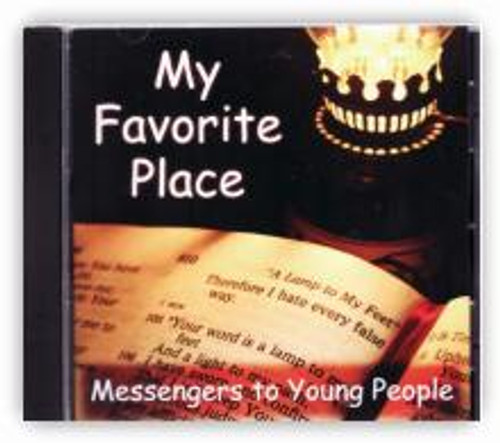 My Favorite Place-CD