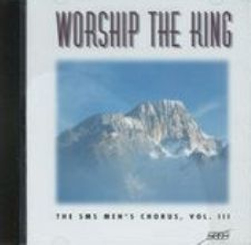 Worship the King - CD
