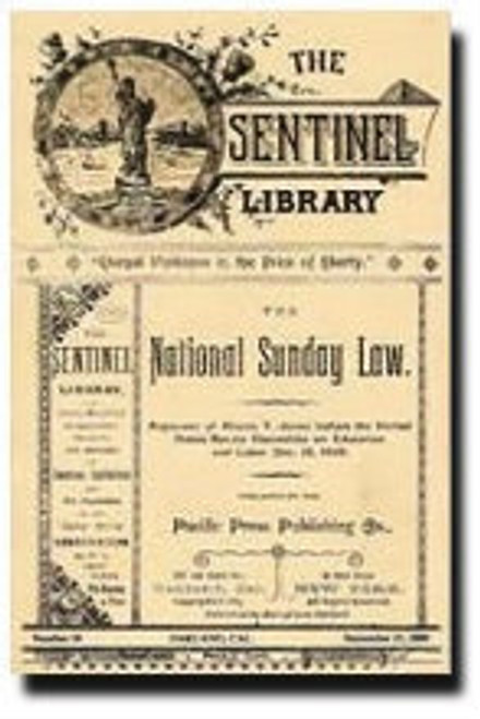 The National Sunday Law