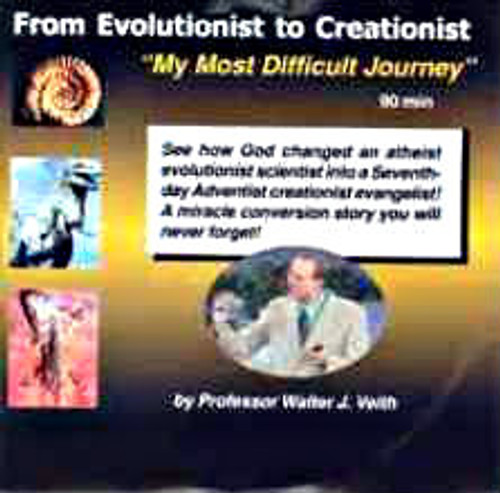 From Evolutionist To Creationist