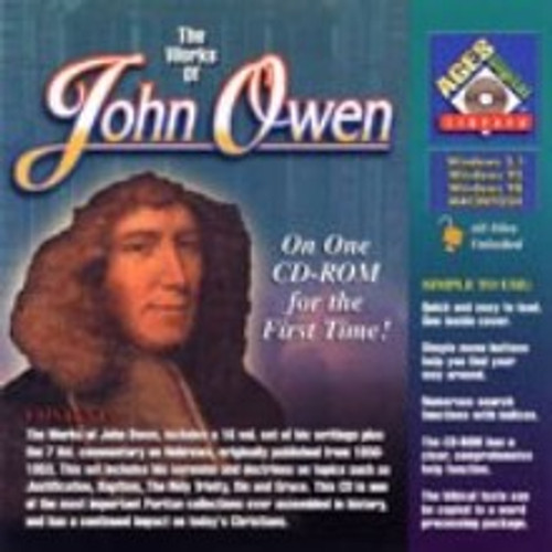 John Owen, Works of CD ROM