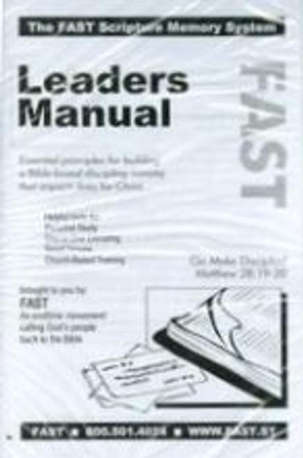 FAST Leaders  Manual