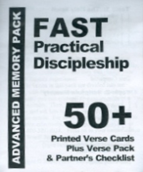 FAST Practical Discipleship