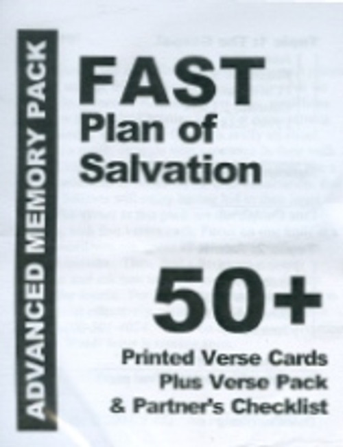FAST Plan of Salvation