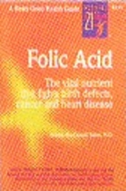 Folic Acid, Keats Good Health