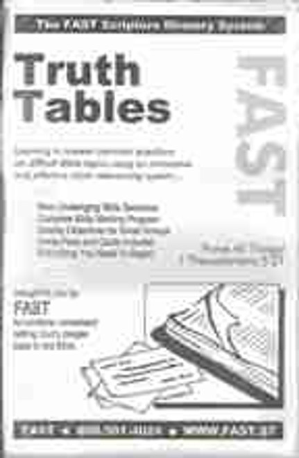 FAST Truth Tables
