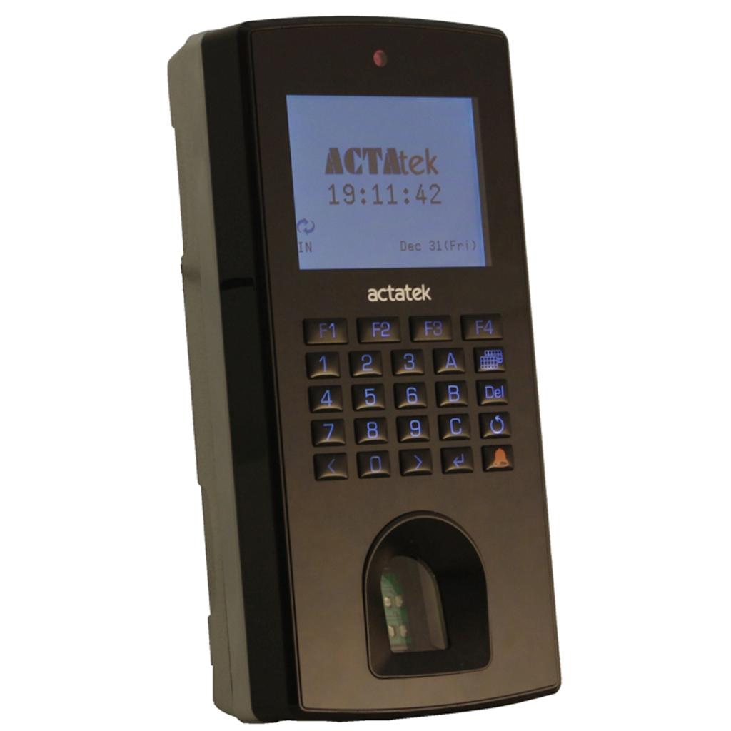 ACTAtek 3rd Generation Fingerprint Card and Fob Access Control Unit ...  sc 1 st  Biometric Door Lock & ACTAtek IP Door Access Control