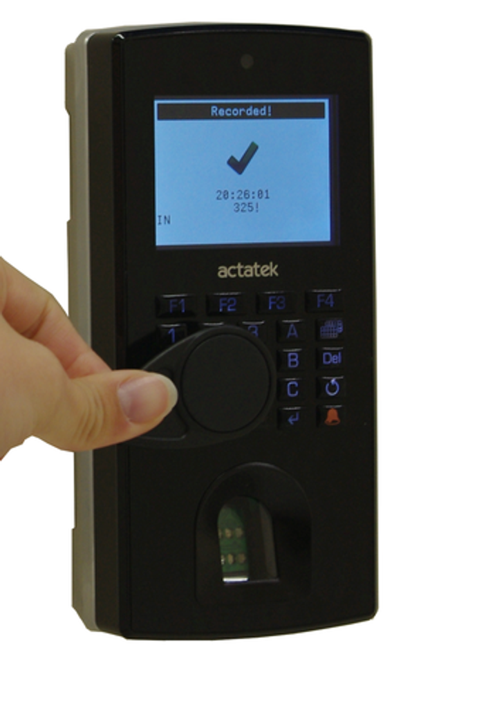 ACTAtek with Fob Access
