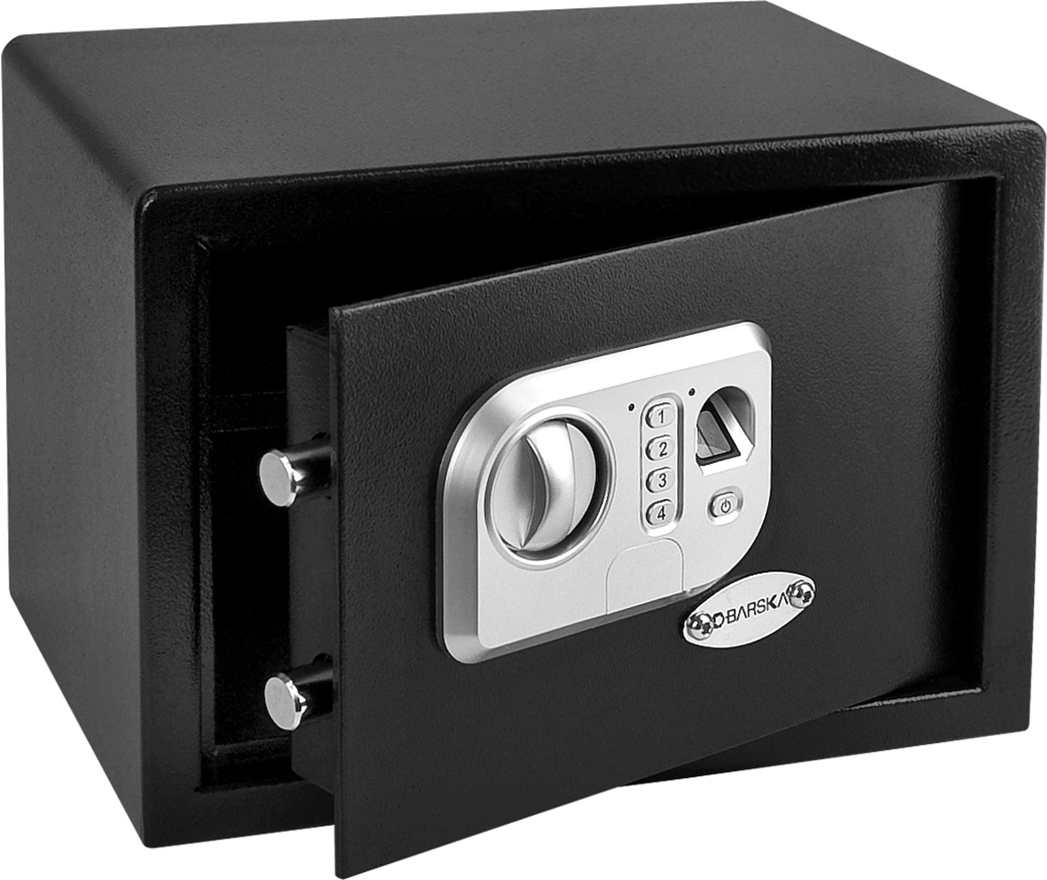 Barska Compact Biometric And Pin Code Safe