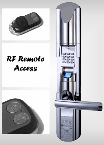 1TouchXL Single Latch with RF Remote Access