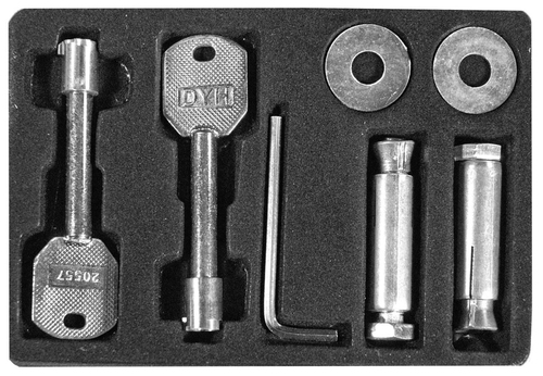 Barska AX11620 Key Set