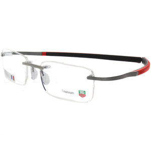 Tag Heuer SPRING RUBBER 0342 Eyeglasses