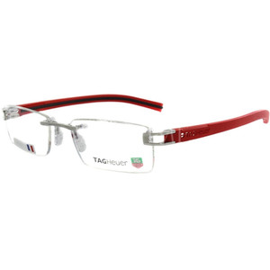 Tag Heuer TRACK S RIMLESS SERIES TH7641 Eyeglasses