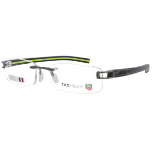 Tag Heuer TRACK S RIMLESS SERIES TH7642 Eyeglasses