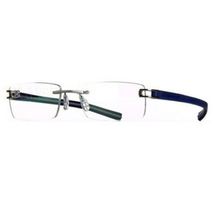 Tag Heuer TRACK S RIMLESS SERIES TH7644 Eyeglasses