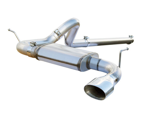"aFe POWER 49-46201 MACH Force-Xp 3"" 409 Stainless Steel Cat-Back Exhaust System"