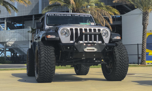 Jeep JL Front Rally Bumper (Short) VPR-124-S
