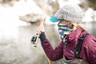 6 Layers Every Female Should Have in Their Fly Fishing Wardrobe