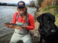 Featured Female Angler: Karlie Roland