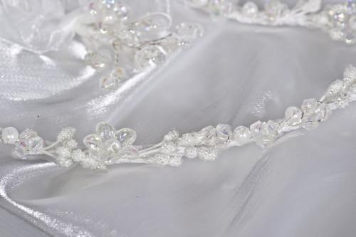 Crown Stefana Presents Starlet Greek Orthodox Wedding Crowns