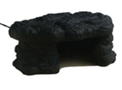 Rock cave heater