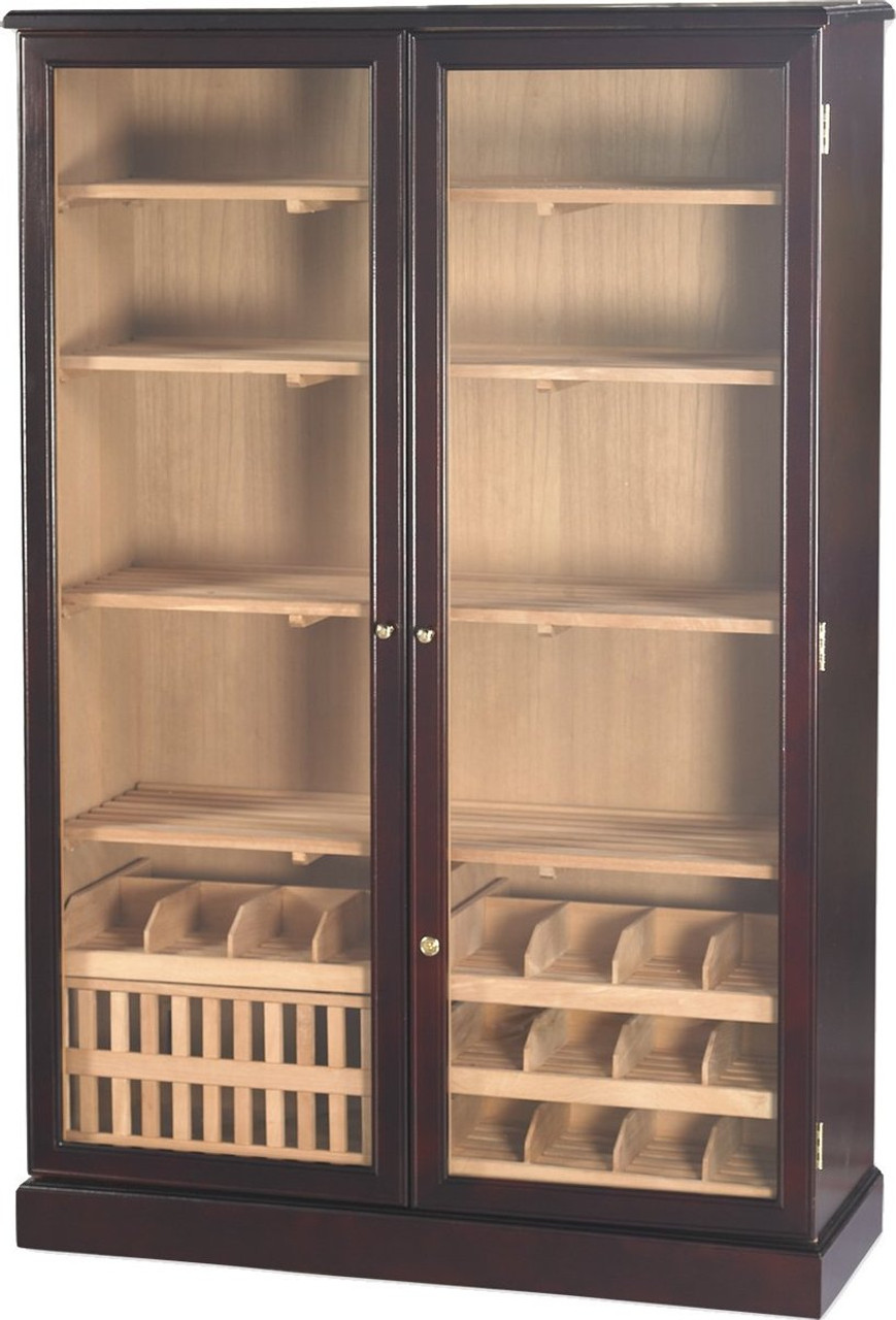 cigars crafters cabinet humidor cc image vitrina for free cigar cuban shipping