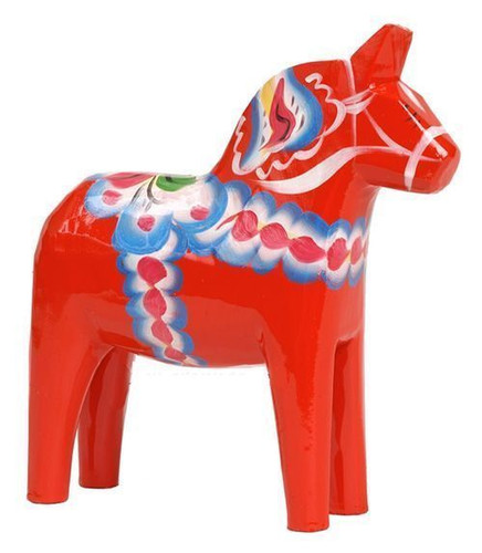 Dala Horse 3-Inch