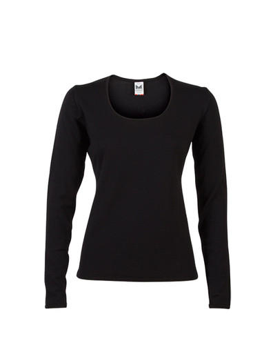 Dale of Norway Astrid Sweater, Ladies - Black, 92432-F