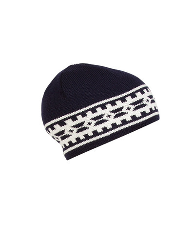 Dale of Norway Alpina Hat - Navy/Cream, 45531-C