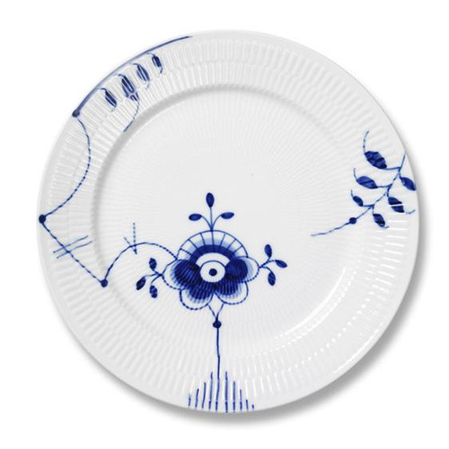 Royal Copenhagen Blue Fluted Mega - Dinner Plate, No. 6, 10.75""