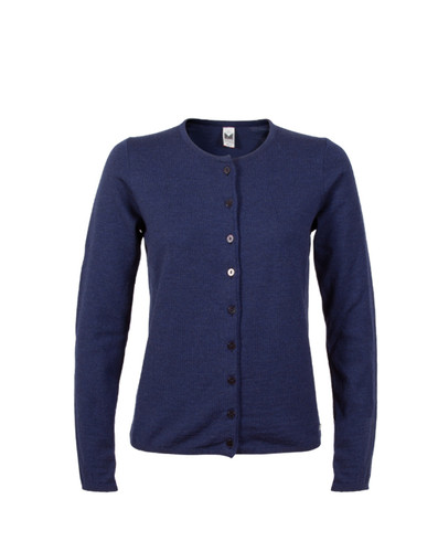 Dale of Norway Marit Cardigan, Ladies - Navy Mel, 82392-C