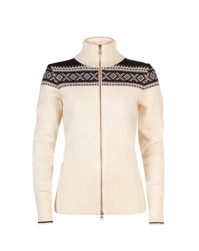 Dale of Norway Hemsedal Cardigan, Ladies - Off-White/Navy, 82261-A