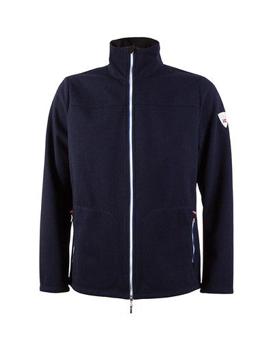 Dale of Norway Hafjell Knitshell Jacket, Mens - Navy, 82971-C