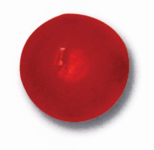 Ball Candles - Ruby Red