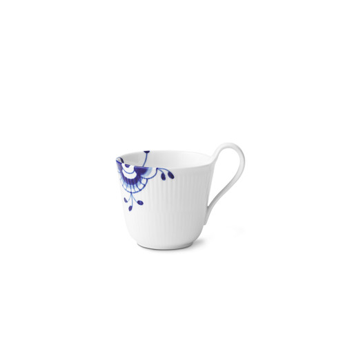 Royal Copenhagen Blue Fluted Mega - High Handle Mug, 11 oz.