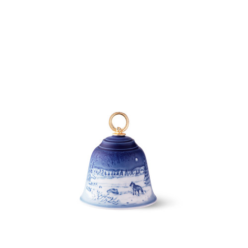 Bing and Grondahl 2018 Christmas Bell