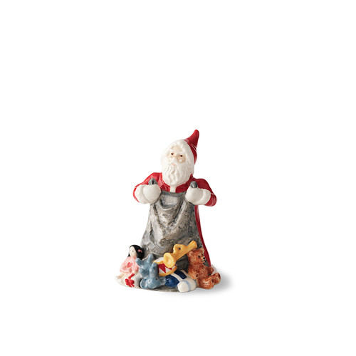 Royal Copenhagen 2018 Annual Santa Figurine