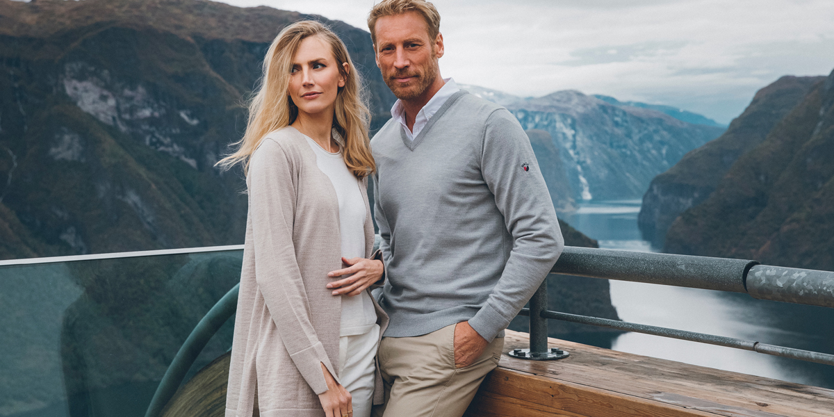 The Nordic Shop carries the complete Dale of Norway Summer Collection