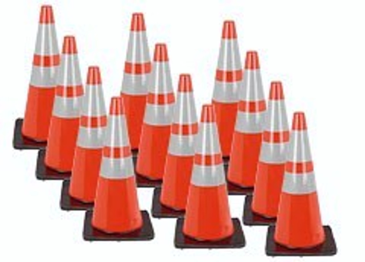 The History of Traffic Cones