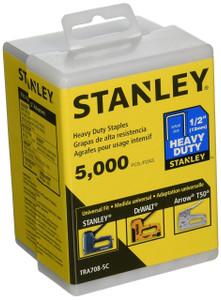 1/2-Inch Heavy Duty Staples, 5000 Units