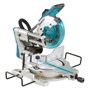 "10"" Dual Bevel Sliding Compound Miter Saw with Laser"