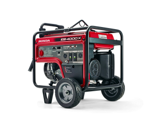 4000W GFCI Commercial Generator