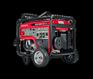 6500W GFCI Commercial Generator