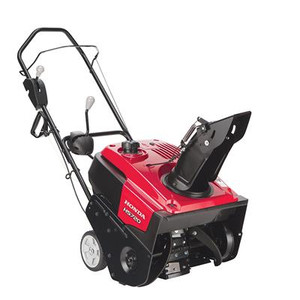 20in Single-Stage Gas Snow Blower with Snow Director Chute Control