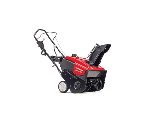 20in Single-Stage Gas Snow Blower with Electric Start